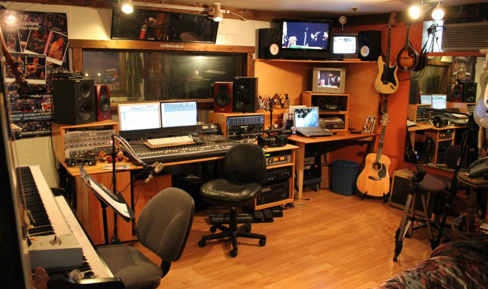 mark dreyer pro tools av studio
